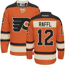 Reebok Philadelphia Flyers 12 Michael Raffl New Third Jersey - Orange Authentic
