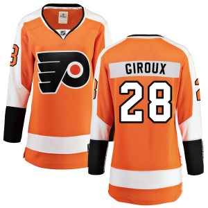 Women's Fanatics Branded Philadelphia Flyers Claude Giroux Home Jersey - Orange Breakaway