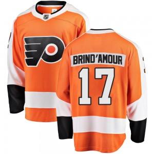 Fanatics Branded Philadelphia Flyers Rod Brind'amour Home Jersey - Orange Breakaway