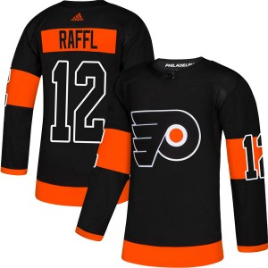 Adidas Philadelphia Flyers Michael Raffl Alternate Jersey - Black Authentic