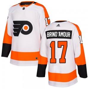 Adidas Philadelphia Flyers Rod Brind'amour Jersey - White Authentic