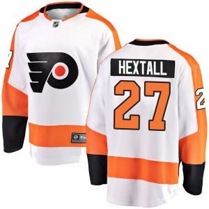 Fanatics Branded Philadelphia Flyers Ron Hextall Away Jersey - White Breakaway
