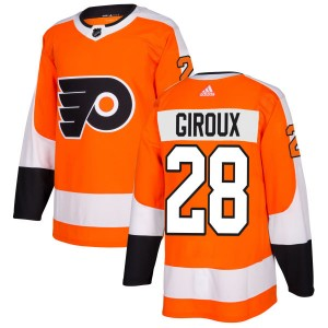 Adidas Philadelphia Flyers Claude Giroux Jersey - Orange Authentic