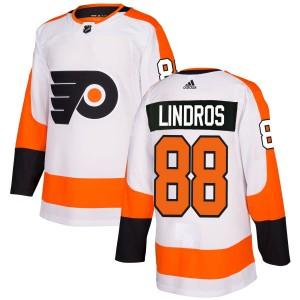 Adidas Philadelphia Flyers Eric Lindros Jersey - White Authentic
