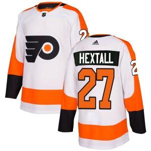 Adidas Philadelphia Flyers Ron Hextall Jersey - White Authentic